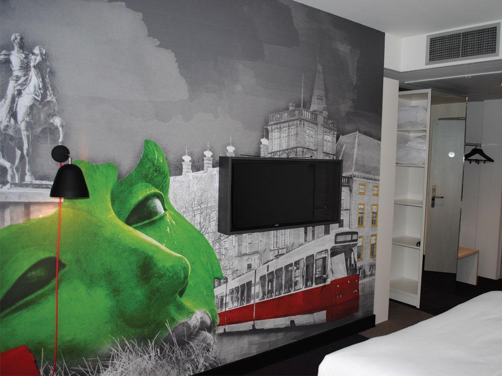 sfeerbeleving hotelkamer